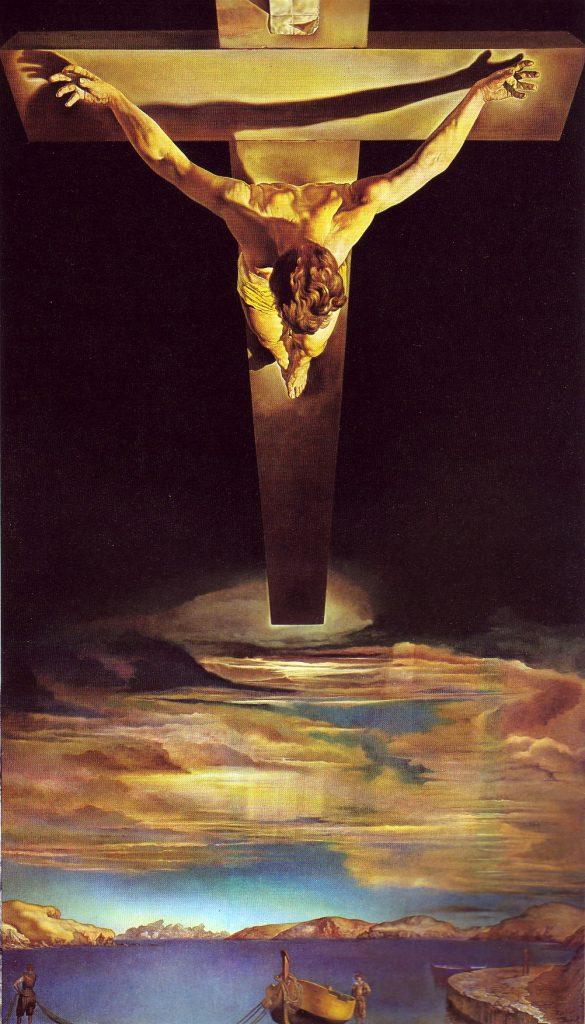 Christ de saint Jean de la Croix