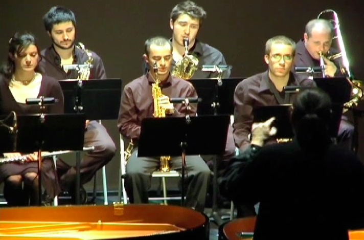 Instrumentistes qui joue Un hommage a Salvador Dali de Christophe de Coudenhove