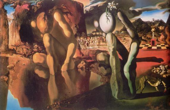 Métamorphose de Narcisse